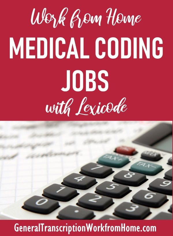 Work From Home Medical Coding Jobs With Lexicode Medical Billing