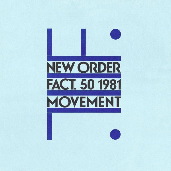 New Order - Movement at Discogs