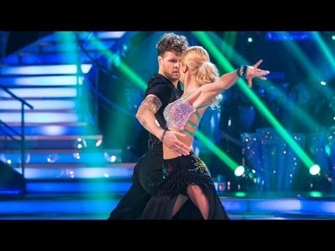 Jay McGuiness & Aliona Vilani Paso Doble to 'It's My Life' - Strictly Come Dancing: 2015 - YouTube