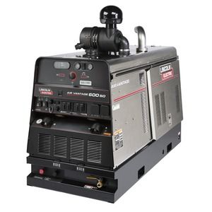 Air Vantage engine driven welder generator and air compressor from Lincoln…