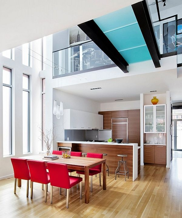 Ingenious Montreal Residence Blends Heritage Appeal With Modern Flair