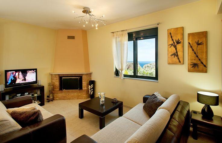 Homey feeling in a luxury Living room!