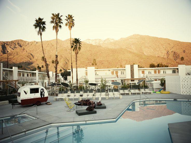 Ace Hotel Palm Springs / Hëllø Blogzine - www.hello-hello.fr