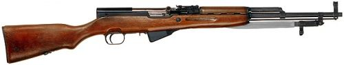 SKS rifle - Internet Movie Firearms Database -