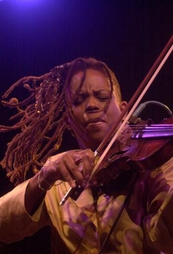 High accolades to Regina Carter's exquisite expression of jazz on the violin. I was taken in by her awesome stage presence and performance to the point that ...