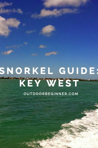 Snorkeling Guide to Key West - the best place to go for beginner snorkelers or anyone who wants to try out snorkeling while in the Florida Keys.