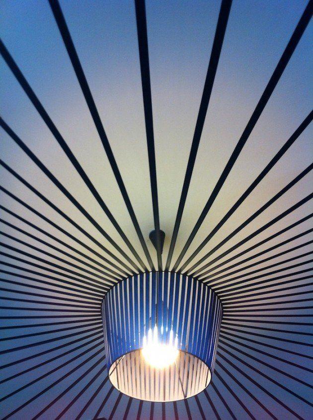 17 meilleures id es propos de lampe vertigo sur pinterest petite friture vertigo constance. Black Bedroom Furniture Sets. Home Design Ideas