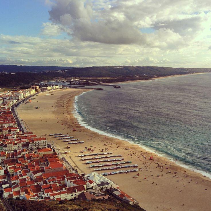 Nazarè beach