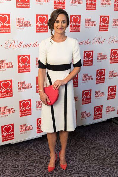 February 2016 - Style Crush: Pippa Middleton - Photos
