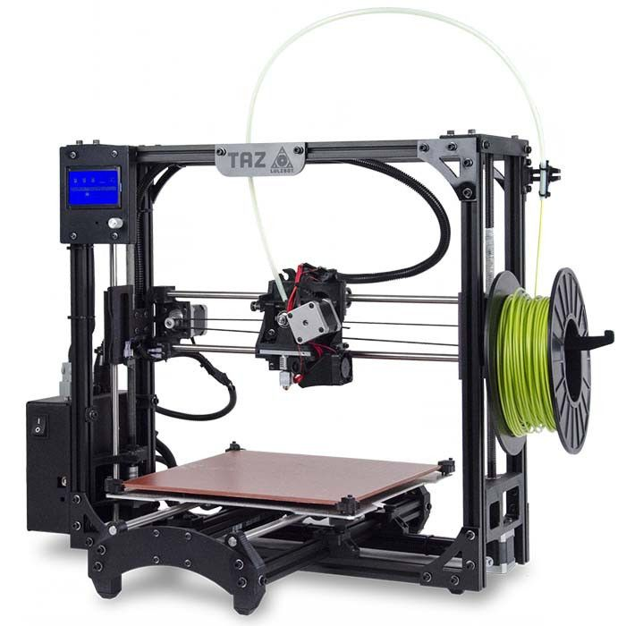 I have actually never seen a 3D printer before. I think that this looks really awesome. It's amazing what kinds of things that they can do with these now. I'm sure that pretty soon there will be one of these in every home in America.