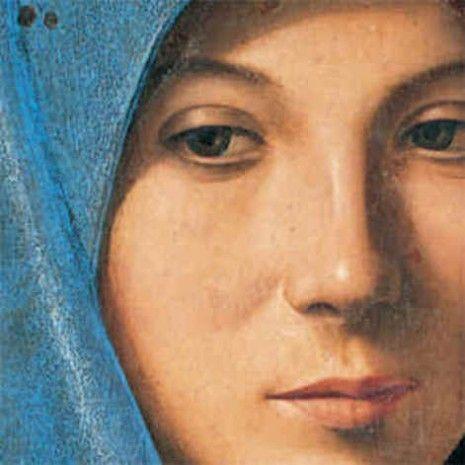 Maria - Antonello da Messina - Luce Irigaray: Il mistero di MariaLei ascoltava il respiro del cuore