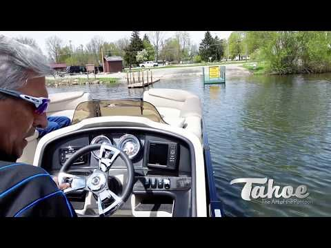 Dockwand Docking Pontoon Boat 3 Times In A Row Wmv Youtube