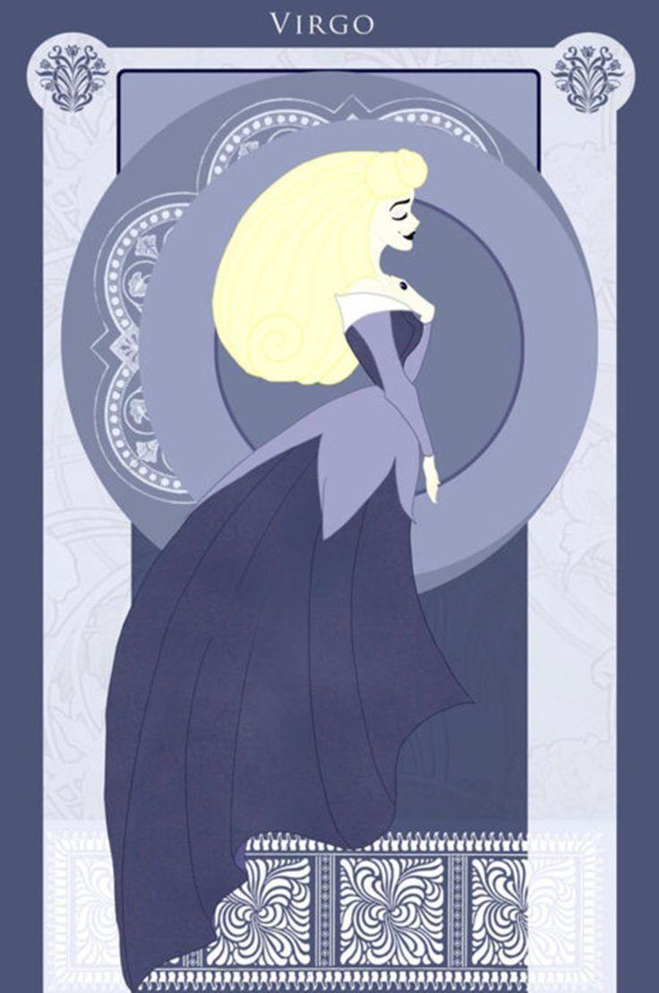 Virgo (Vierge) Aurore