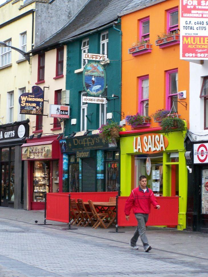 Viver em Galway, Irlanda | Viaje Comigo