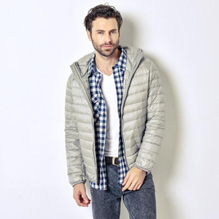 Carry On Only Travel Essentials Light Packable Jacket for Men