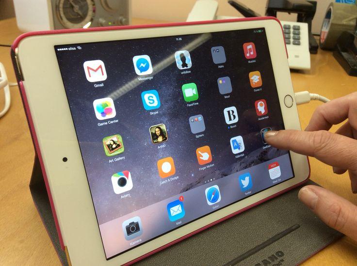 iPadit käytössä Laajasalon kotihoidossa, Rudolfin palvelukeskustoiminnassa. Päätavoitteena on iäkkäiden asiakkaiden osallistumisen ja toimintamahdollisuuksien lisääminen ja parantaminen. Lisätavoitteina asiakaspalvelun parantaminen sekä uudet työtavat.