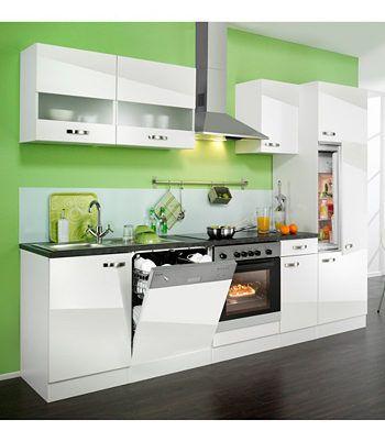 17 beste ideer om Küchenzeile Ohne Geräte på Pinterest - küche 270 cm