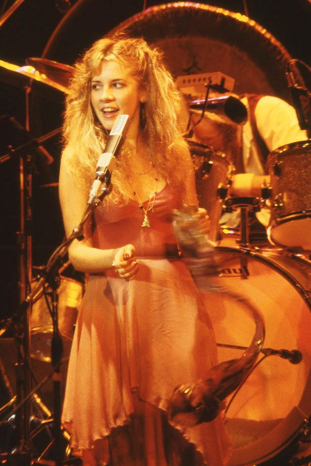 """Fleetwood Mac Live, 1978. "" Photo credit: Mike Miller."