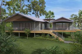 the Barnaby - Valley Kit Homes - Australia Wide