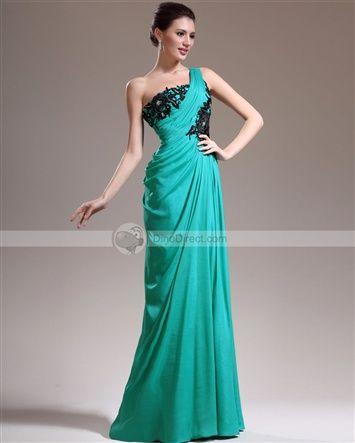 Amylinda™ Chiffon Evening Gown