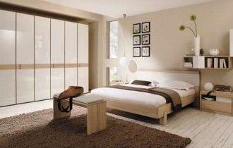 decoracao de Quarto Casal Estilo moderno 330x210 Decoração de quarto para casal   fotos e modelos