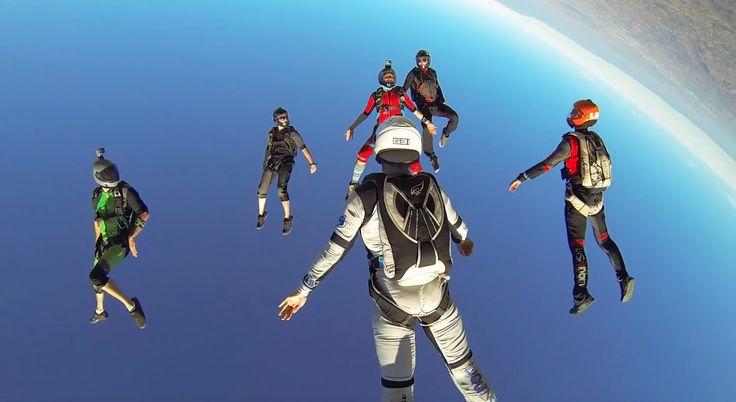 We'll give all teaching material for the development of your course plus all the necessary equipment to perform jumps. :-  #Skydiving_Jump #Perris_Valley_Skydiving #Skydive_Riverside
