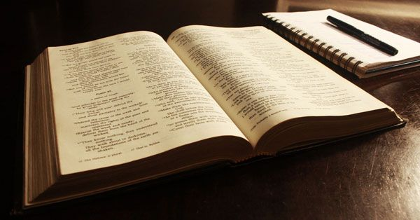 How to Study the Bible by Topic – Chapter 3 Ministries