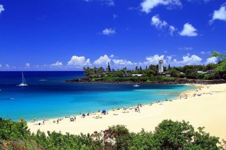 Пляж залива Уэймея – #Соединённые_Штаты_Америки #Штат_Гавайи (#US_HI) Waimea Bay - здесь встречаются шикарный песчаный пляж и самые головокружительные океанские волны! http://ru.esosedi.org/US/HI/1000189214/plyazh_zaliva_uyeymeya/