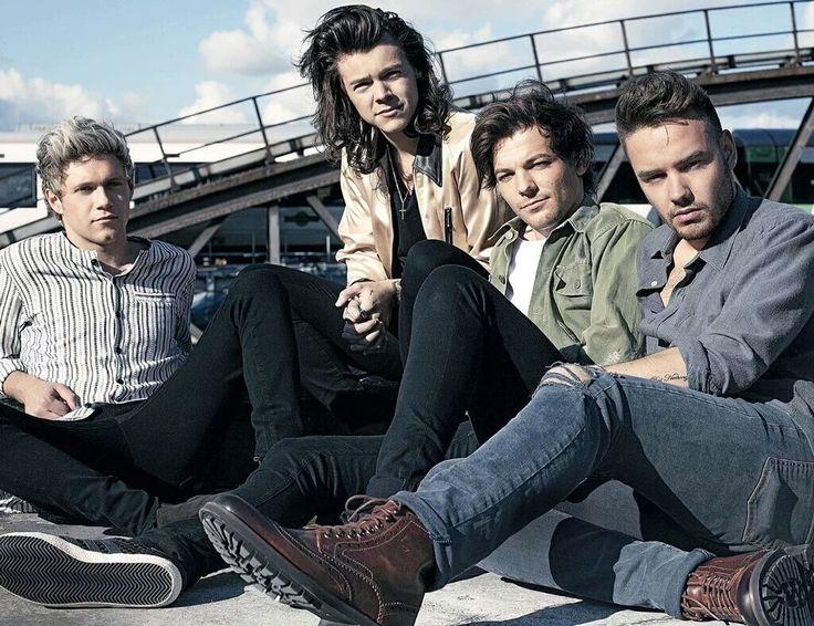 Biografia One Direction - O mundo de Sane