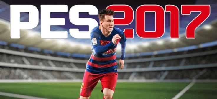 Download PES 2017 APK - Pro Evolution Soccer 2017 para Android