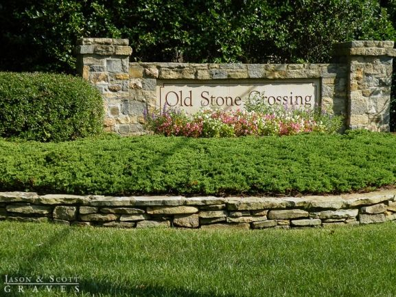Residential Parkway Landscaping Ideas : Best images about springcreek parkway estates entrance