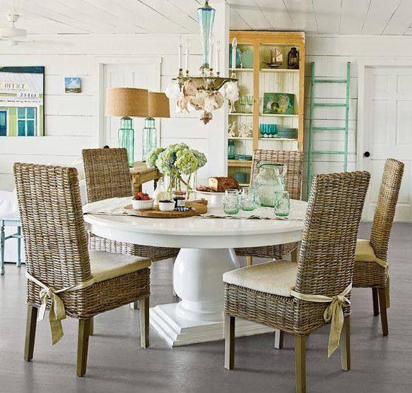 Best 25+ Beach style dining chairs ideas on Pinterest | Beach ...