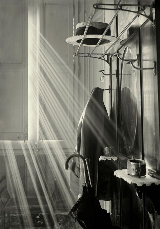 Arissa. La sombra y el fotógrafo. 1922-1936