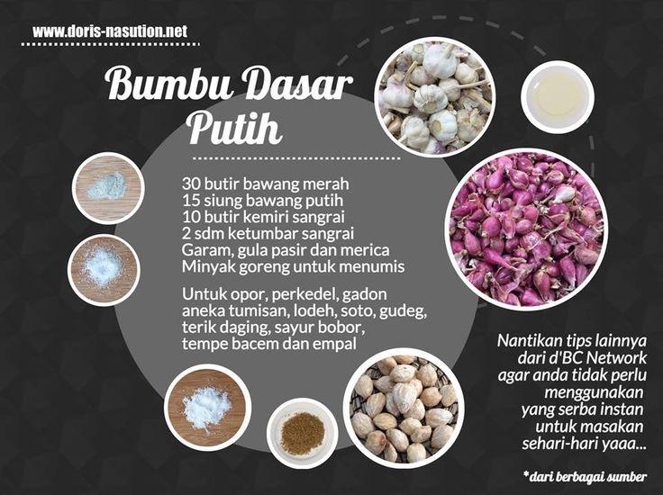 Bumbu Dasar: Putih (in Indonesian)