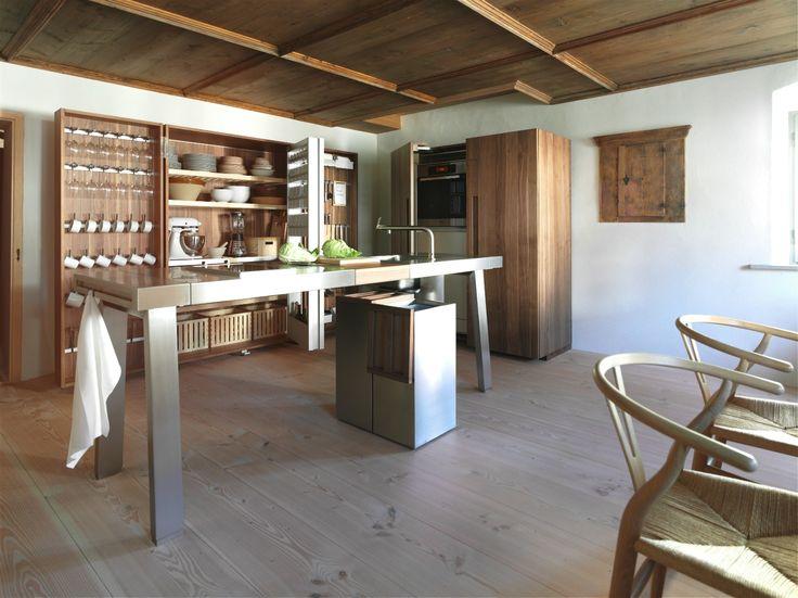 B2 di Bulthaup, la cucina-icona unica ed essenziale