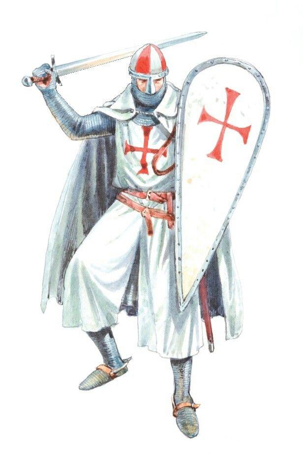 Тамплиеры орден рыцари картинки