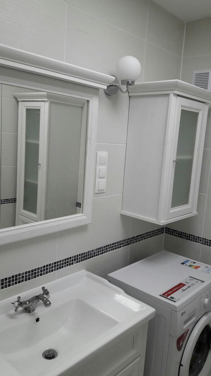 Budapesti panellakás  fürdőszoba