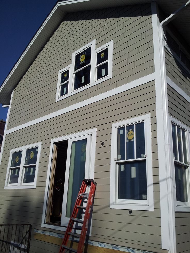 James Hardie Siding Monterey Taupe James Hardie Shake
