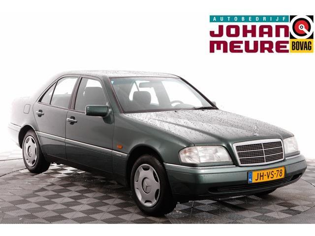 Mercedes-Benz C-klasse 180 Elegance -1e EIGENAAR- A.S. ZONDAG OPEN!-