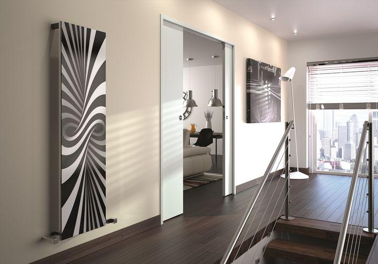 die besten 25 edelstahlheizk rper ideen auf pinterest heizk rper vertikale heizk rper und. Black Bedroom Furniture Sets. Home Design Ideas