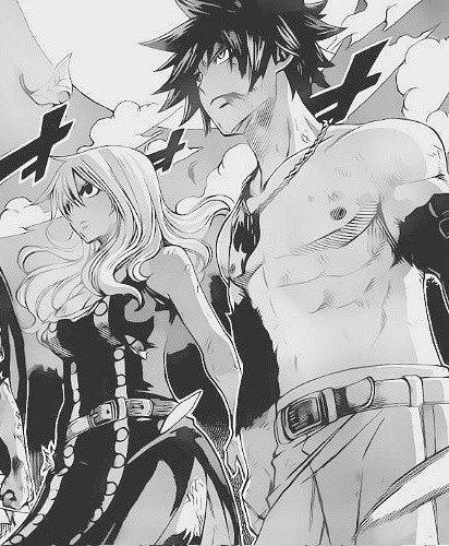 Gray x Juvia (Fairy Tail)