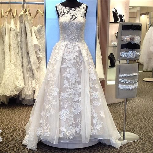 Best I don ut know if I uve ever wanted a dress this badly Davids Bridal DressesUsed