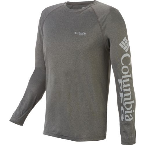Image for Columbia Sportswear Men's Terminal Tackle™ Long Sleeve T-shirt from Academy