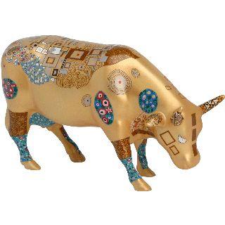 Klimt Cow Cow Parade