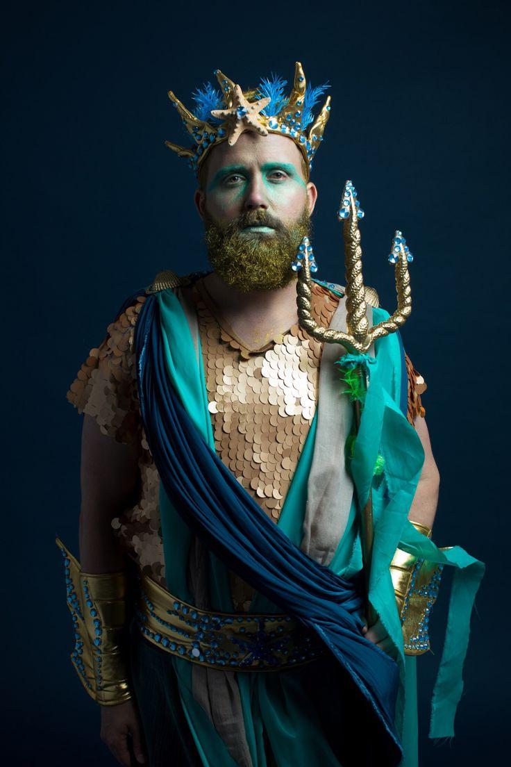 Best 25+ Poseidon costume ideas on Pinterest | Devil party ...  Poseidon Costume For Men