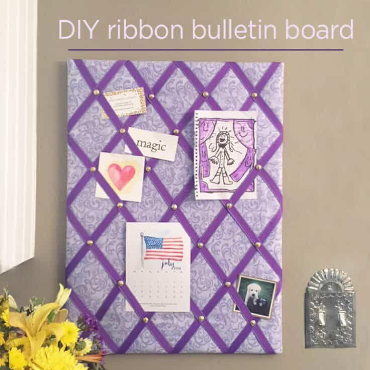 Best 25+ Ribbon bulletin boards ideas on Pinterest ...