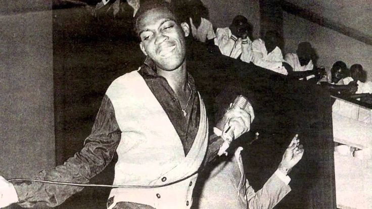 """Released in 1968, but most markets started to hear air play in 1969 here's Desmond Dekker & The Aces with an early Reggae beat song to hit """"Israelites"""""""