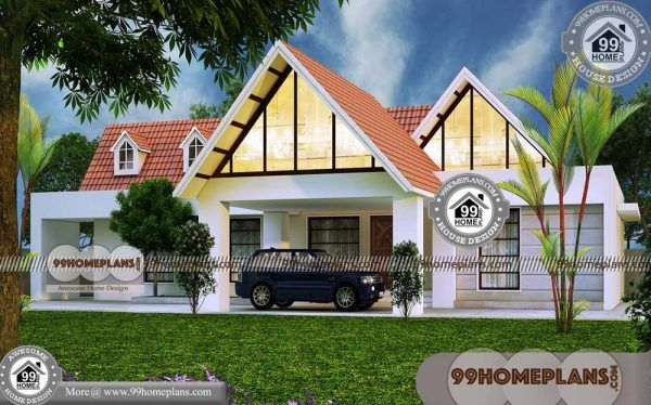 1 Story Luxury House Plans 50 Kerala Traditional House Models Online Luxury House Plans Model House Plan Kerala Traditional House