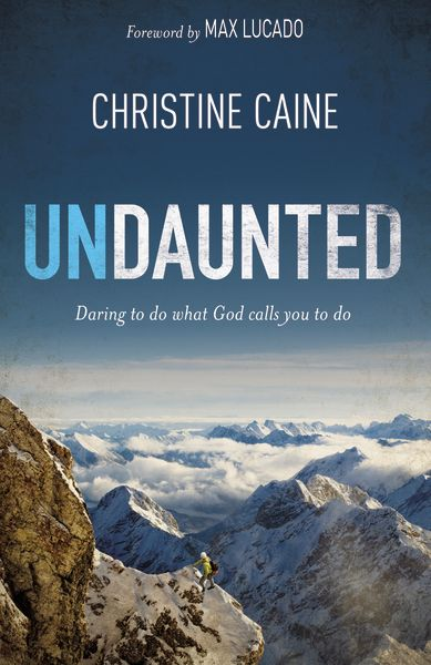 22 best books were reading images on pinterest book lists book undaunted by christine caine christine caine awakens the reader to how god works fandeluxe Images