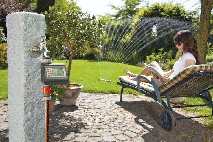 Todo lo que necesitas saber sobre los sistemas de riego automático